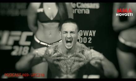 MMANovosti- Podcast#68- Ahmed Vila i Zlatko Ostrogonac- UFC218