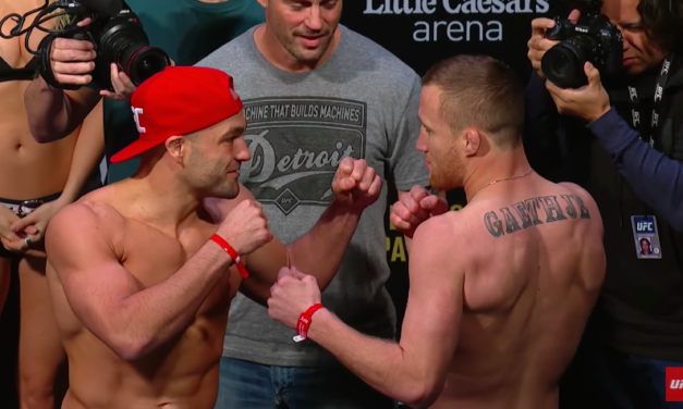 Ko pobeđuje, Eddie Alvarez ili Justin Gaethjea?