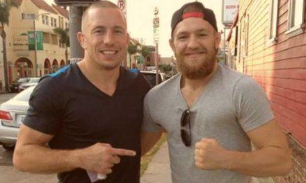 Zahabi: St-Pierre vs. McGregor bi vjerovatno bio najveći meč u historiji UFC-a