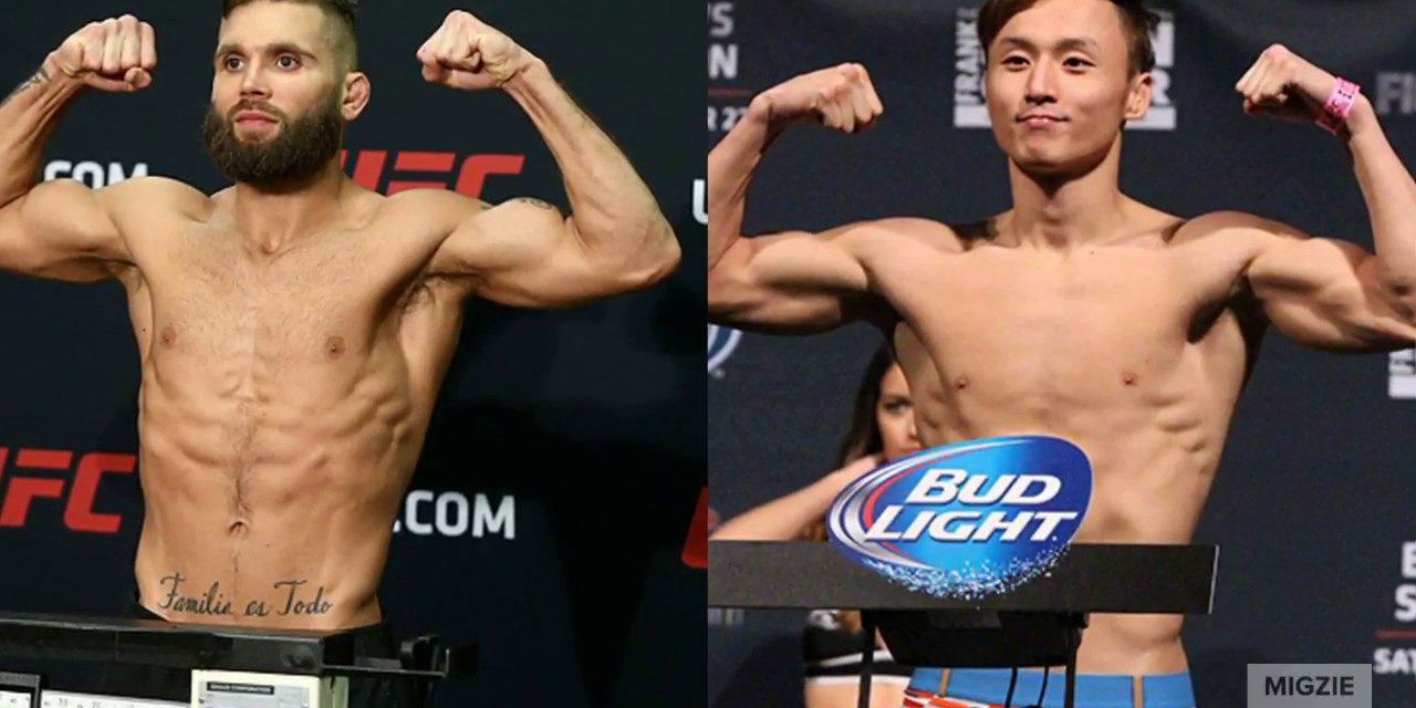 Jeremy Stephens vs. Doo Hoo Choi najavljena kao borba večeri za UFC Fight Night: St. Louis