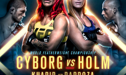 UFC 219: Cyborg vs. Holm fight card