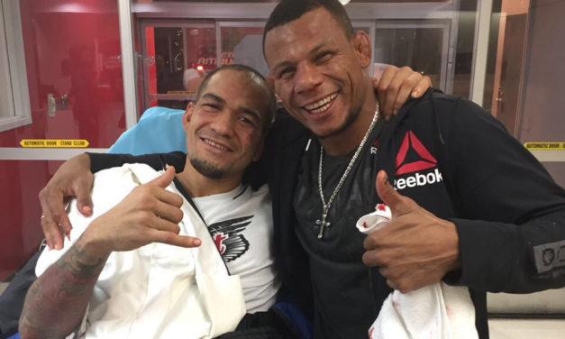 Medeiros i Oliveira u bolnici nakon nevjerovatne borbe (FOTO)