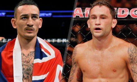 Max Holloway protiv Frankie Edgara na UFC222!