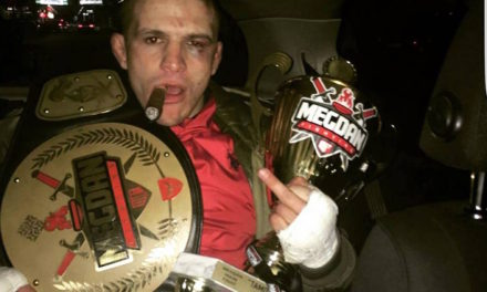 Vaso Bakočević se vraća nakon povrede, zakazao šest borbi za šest meseci!