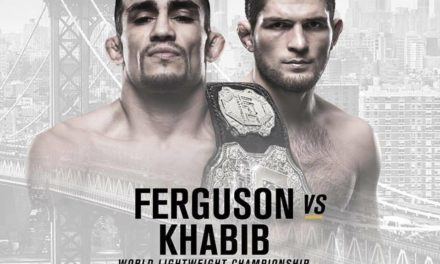 Dana White potvrdio: Ferguson protiv Nurmagomedova na UFC223!