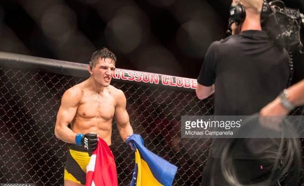 Hadžović povodom borbe u Brazilu: Nikad ne mogu obećati da ću pobediti ali idem da se borim! (VIDEO)