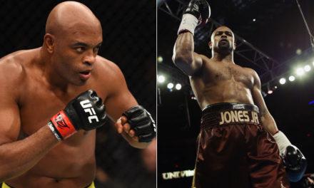 Roy Jones Junior planira boks borbu sa Anderson Silvom!