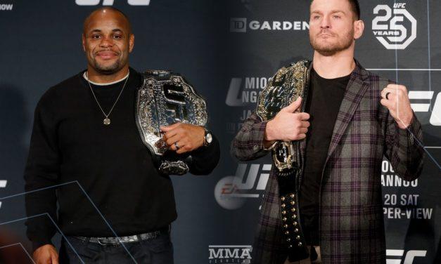 BREAKING: Stipe Miočić protiv Daniel Cormiera na UFC 226!