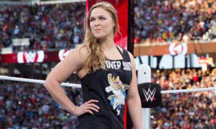 Ronda Rousey potpisala za WWE!