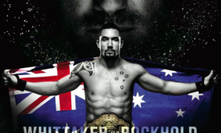 UFC221 dobio prelep zvaničan poster! (SLIKA)
