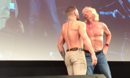 Suočavanje mulitimilionera Richard Branson i Conora McGregora! (VIDEO)