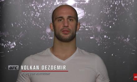 Volkan Oezdemir: Nokautiraću Daniela Cormiera! (VIDEO)
