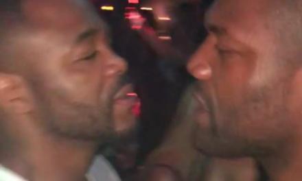 "Quinton ""Rampage"" Jackson i Rashad Evans su se pokačili u jednom noćnom klubu! (VIDEO)"