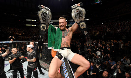 Joe Rogan veruje da će UFC oduzeti pojas McGregoru!