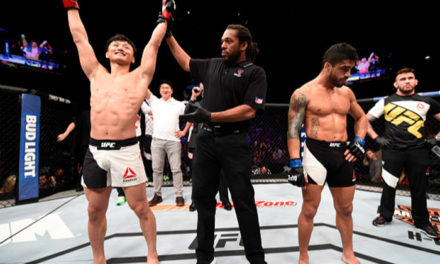 Nokaut nedelje: Dooho Choi vs. Thiago Tavares (VIDEO)