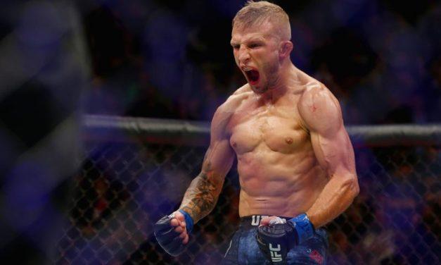 TJ Dillashaw: Nisam ja McGregor, ja ću da branim svoj pojas aktivno!