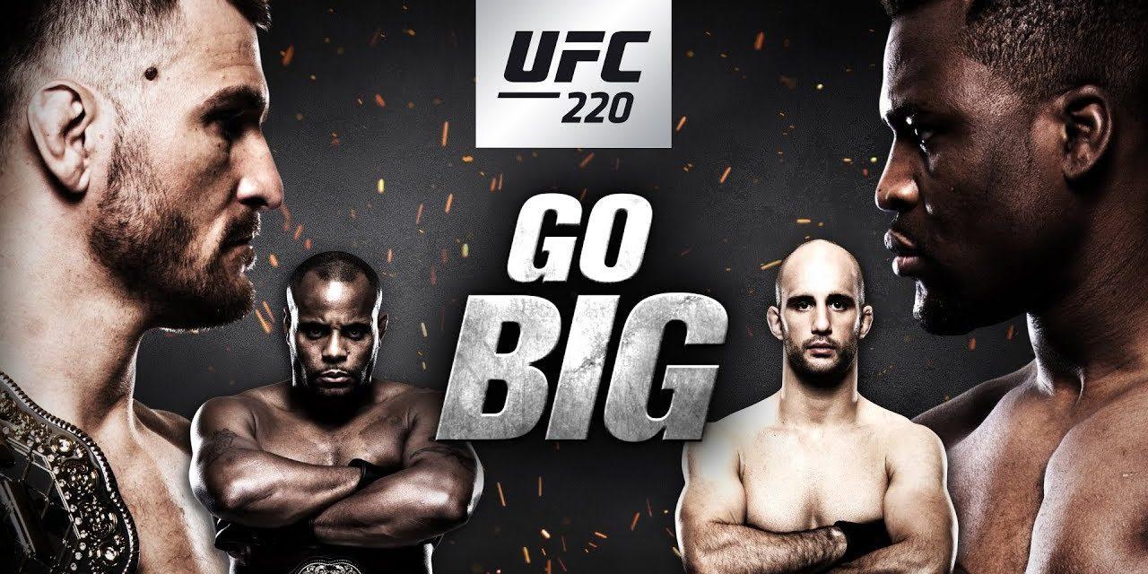 Telefonska konferencija za štampu uoči UFC220! (VIDEO)