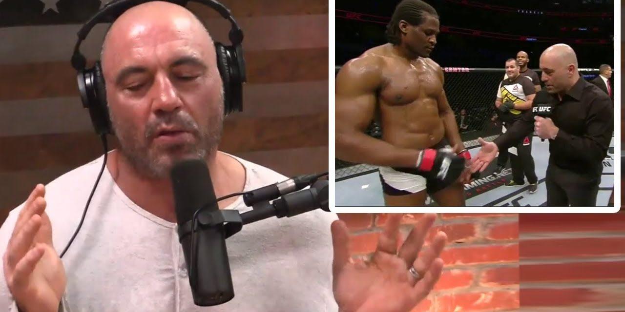 Joe Rogan ne veruje da je Ngannou trenirao rvanje uoči borbe sa Miočićem!