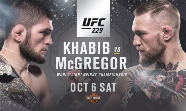 UFC 229 LOŠA KRV: Khabib protiv McGregora (VIDEO)
