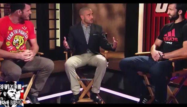 Michael Bisping kritikovao Luke Rockholda zbog povlačenju sa UFC 230 (VIDEO)