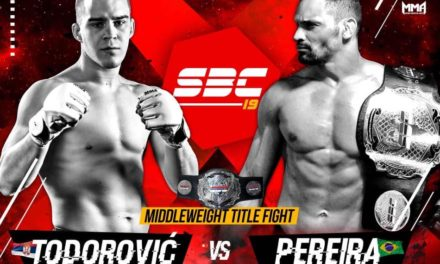 Duško Todorović se bori za titulu SBC-a!