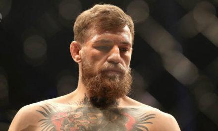 "Conor McGregor pao šest mesta na ""Pound for Pound"" listi!"