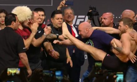 "Čeka nas spektakularna borba – HAOS NA VAGANJU: McGregor protivnika udario i nudio alkoholom, a Khabib samo ponavljao ""Elhamdulilah""! (FOTO+VIDEO)"
