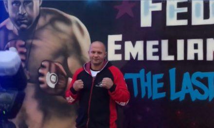 Fedor Emelianenko dobio mural u Bruklinu pred Bellator 208! Fedora porede sa Mike Tysonom! (FOTO)