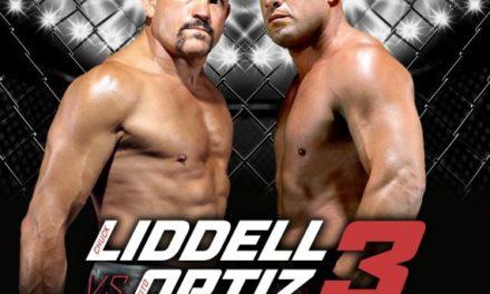 Objavljen spisak borbi na priredbi Liddell protiv Ortiza 3 (VIDEO)