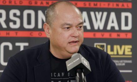 Scott Coker: UFC je otkazao UFC 233 jer im je ponestalo metaka! (VIDEO)