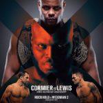 Objavljen zvanični poster za UFC 230! (FOTO+VIDEO)