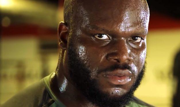 Derrick Lewis: Moj plan je da iskopiram Habiba, preskočim kavez i napadnem Brocka Lesnara (VIDEO)