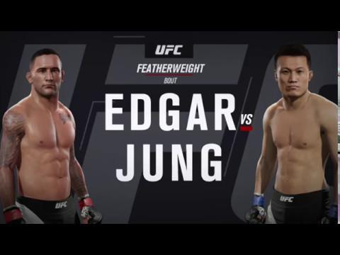 Ništa od borbe Edgar – Jung (FOTO)