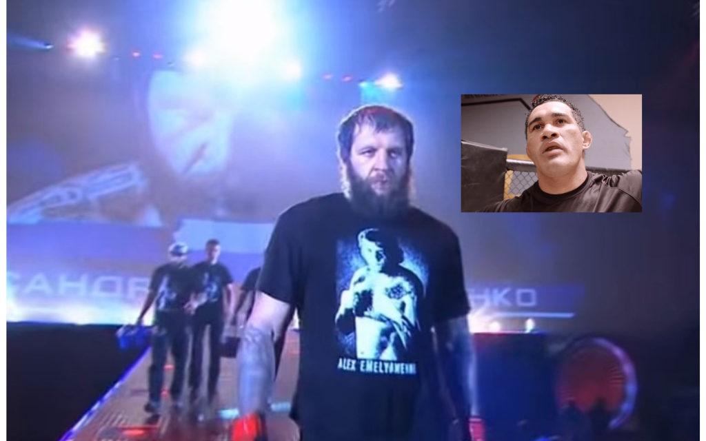 Francimar Barroso protivnik Aleksandera Emelianenka! (VIDEO)