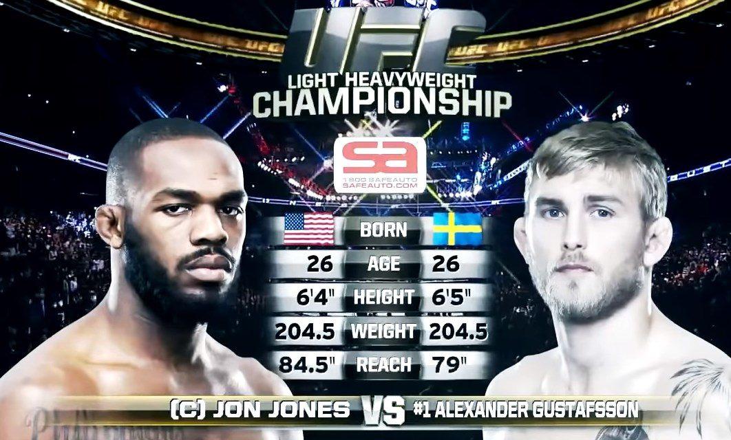 Jones se vraća u oktagon nakon suspenzije! Prva borba sa Gustafsonom 29. decembra u Las Vegasu! (VIDEO)