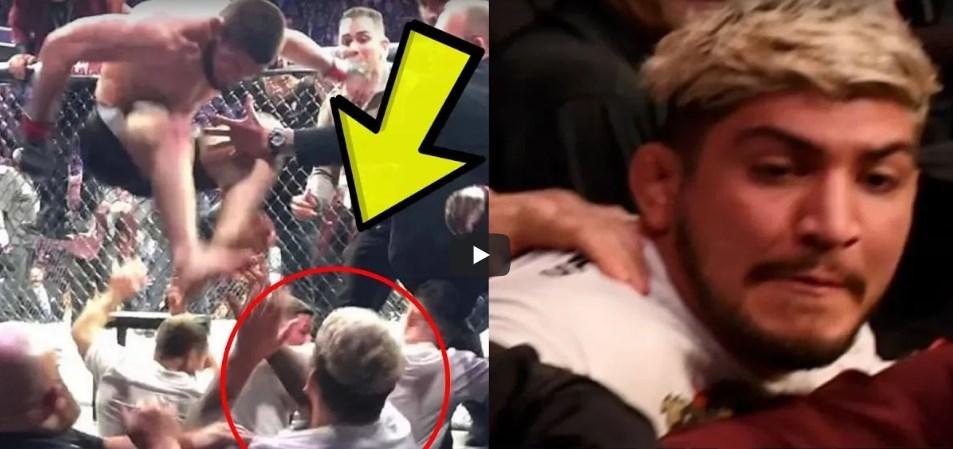Oglasio Dillon Danis zbog kojeg je nastao haos posle meča McGregor-Nurmagomedov: Jedva čekam rezultate! (VIDEO)
