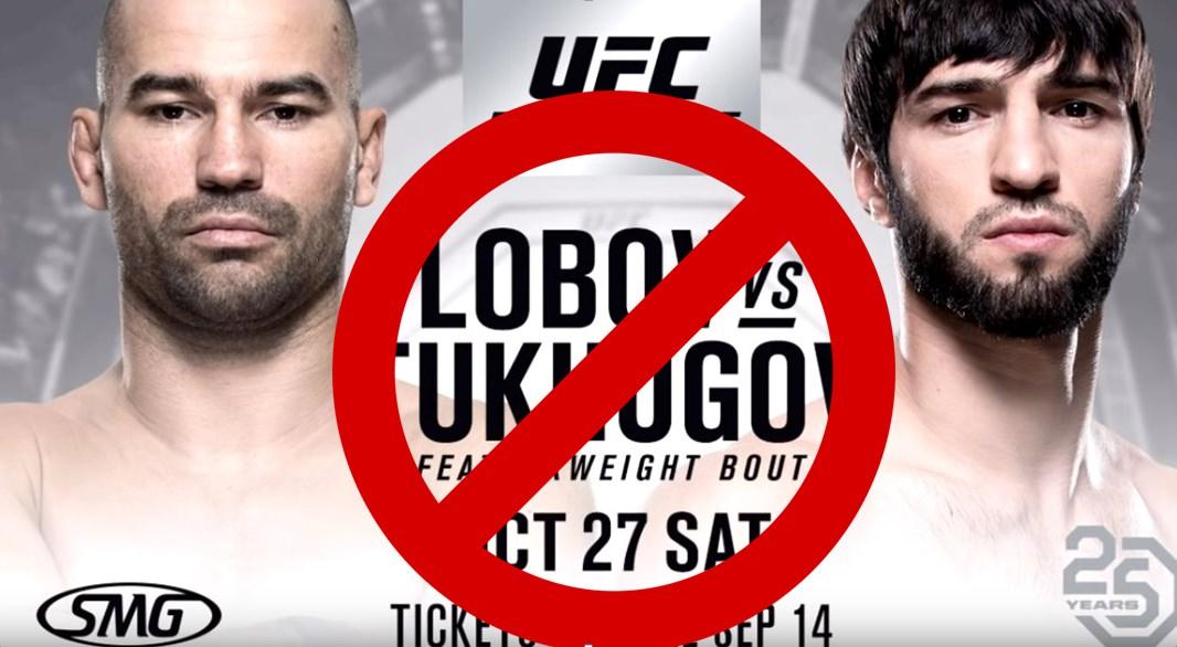 Borba Artem Lobov – Zubaira Tukhugov otkazana nakon nereda na UFC turniru u Las Vegasu?!