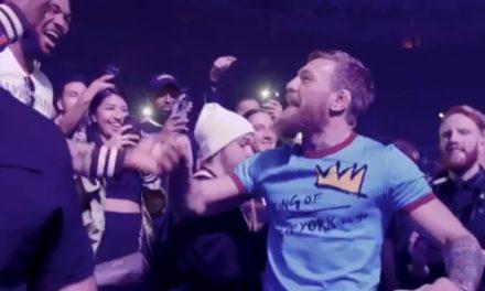McGregorov već zaboravio na poraz od Nurmagomedova. Smeje se uz novi automobil i promoviše svoj viski! (FOTO+VIDEO)