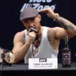 Conor McGregor ne želi da pije viski sa Habibom i Floydom (VIDEO)