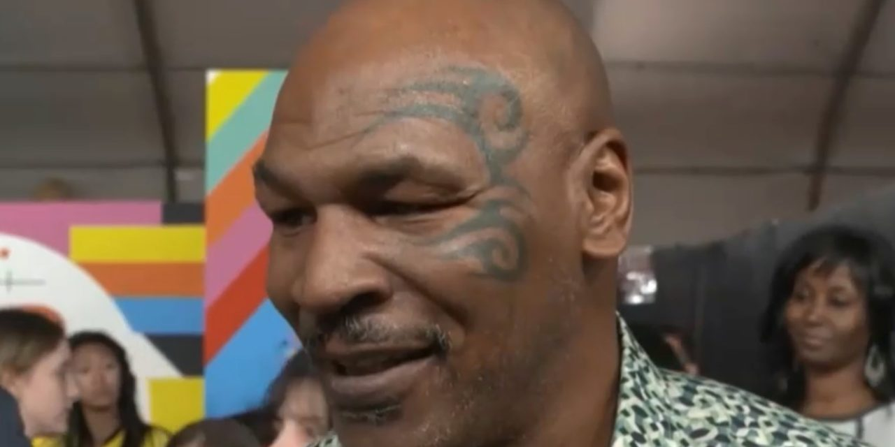 Mike Tyson priprema Habiba za meč sa Mayweatherom (FOTO+VIDEO)