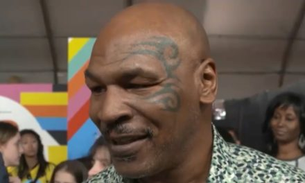 Mike Tyson priprema Habiba za meč sa Mayweatherom (FOTO+VIDEO)
