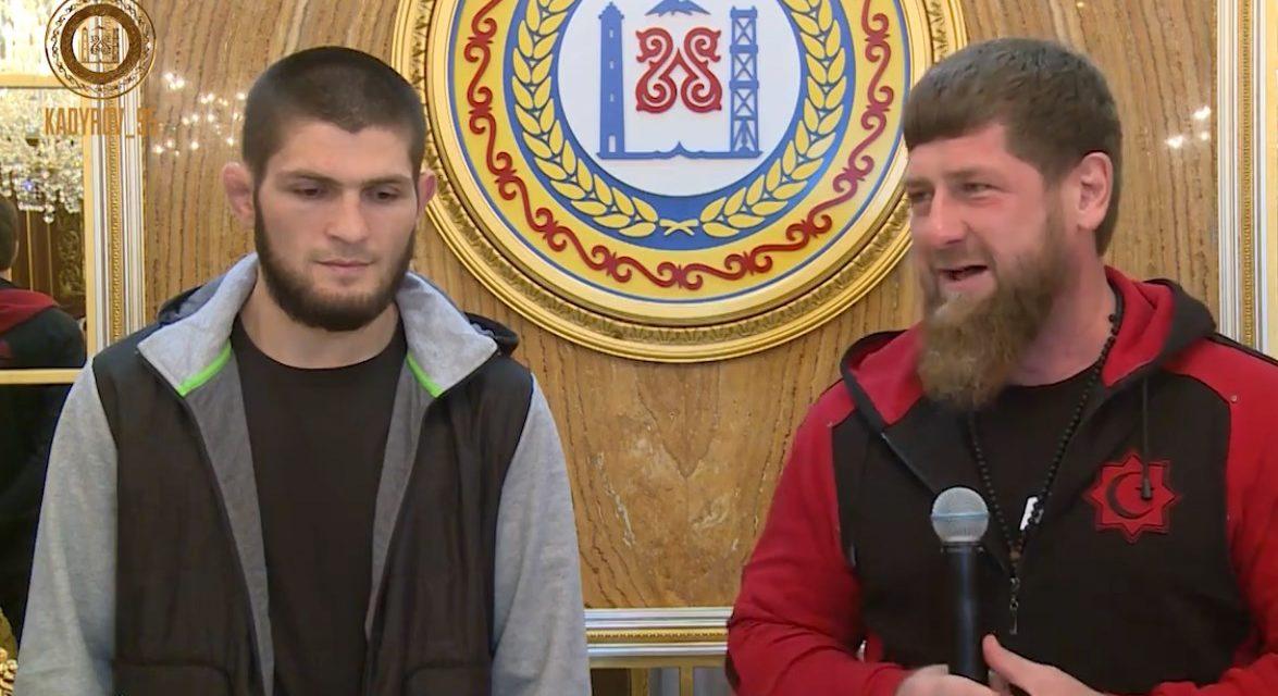 Nurmagomedov postao počasni građanin čečenskog grada Grozni. Na poklon dobio i automobil! (VIDEO)