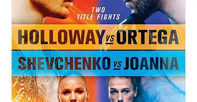 UFC izbacio službeni plakat za UFC 231, fanovi ogorčeni (FOTO)
