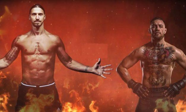 Zlatan Ibrahimović veruje da će Nurmagomedov pobediti Macgregor na UFC turniru (VIDEO)