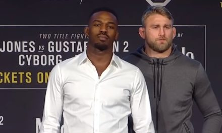 Jonu Jonesu vraćena licenca za UFC 232 (VIDEO)