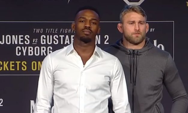 Jon Jones uradiće antidoping test pred borbu sa Alexanderom Gustafssonom (VIDEO)
