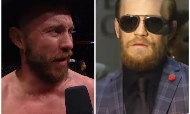 UFC VEĆ PRIPREMA UGOVOR: Donald Cerrone želi McGregora! (VIDEO)