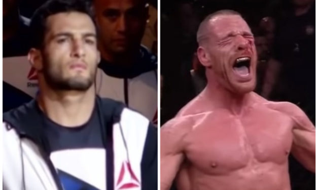 Na Bellatoru 214 Gegard Mousasi brani pojas prvaka protiv neporaženog Rafaela Lovata (VIDEO)
