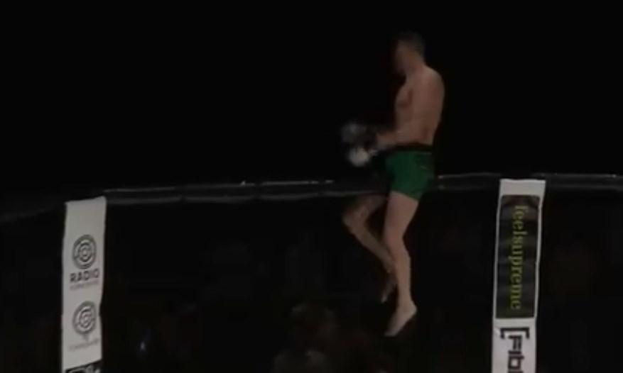 Jack Culshaw proslavljao pobedu i teško se povredio (VIDEO)