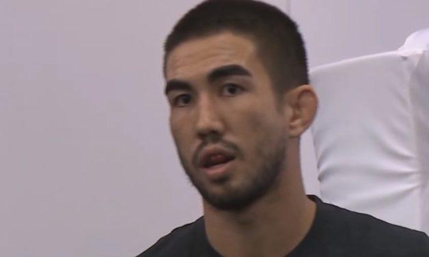 Povratak Louis Smolka u UFC (VIDEO)